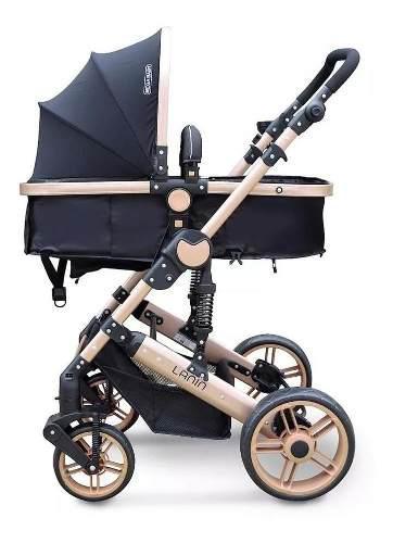 Cochecito Para Bebes Mega Baby Lanin Moises Aluminio Cuotas