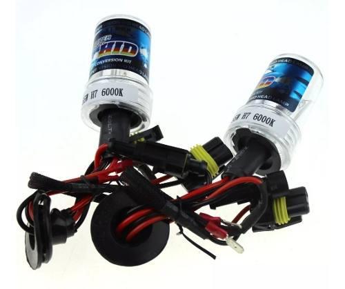 Lampara Xenon Hid 35w H1 H3 H7 H11 9005/hb3 9006/hb4 6k 8k
