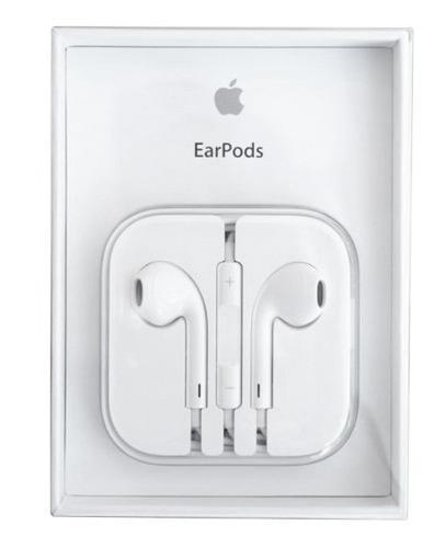 Auriculares Apple Earpods Original iPhone 4 5 6 Plus