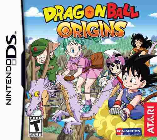 Dragon Ball Origins. Sólo Para Nintendo Ds Lite