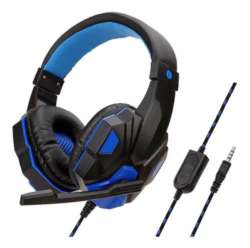 Auriculares Gamer Headset Para Pc Ps4 Play4 Xbox One Celular
