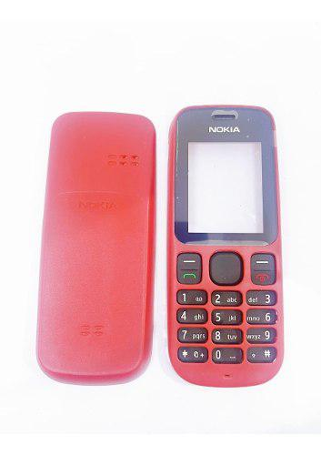 Carcasa Nokia N100 Completo C/teclas Bordo