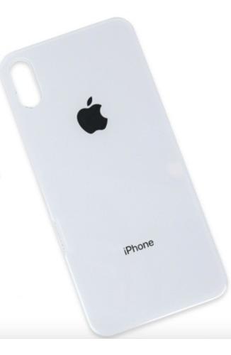 Tapa Trasera Repuesto Vidrio iPhone X