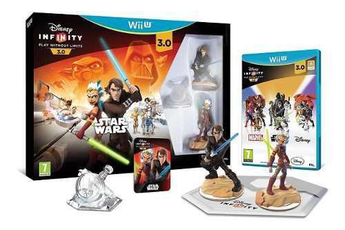 Disney Infinity 3.0 Starter Pack Star Wars - Wii U