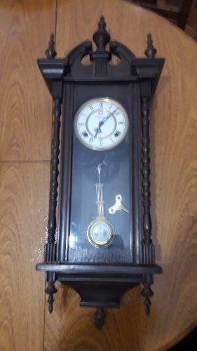 Imperdible Reloj Antiguo De Pared