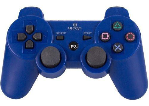Joystick Ps3 Inalámbrico Doubleshock Mando Control Gamepad