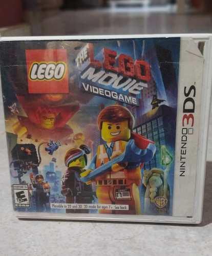 Juego The Lego Movie Nintendo 3ds