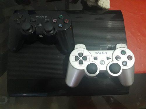 Playstation 3 Slim 500gb + Juegos Impecable! Con Juegos
