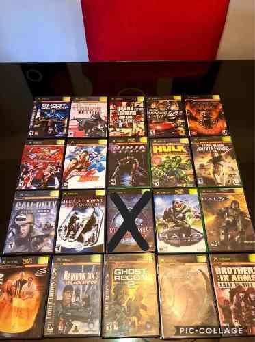 Juegos Genericos Para Xbox Precio X Unidad