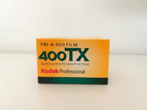Rollo Kodak Tri - X 400 Byn - 35 Mm