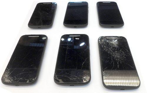 6u Celular Motorola (para Repuestos) Usado E3224
