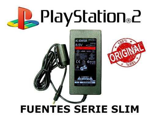 Fuente Original Playstation 2 Sony Nuevas Serie Slim 70000
