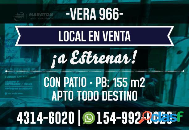 Local en venta en Villa Crespo