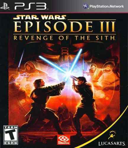 Star Wars Episodio 3 Ps3 The Revenge Of The Siths