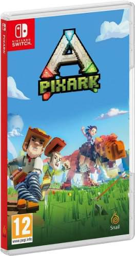 Pixark Nintendo Switch Fisico Nuevo Navidad! Caballito