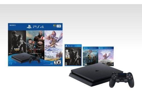 Ps4 Slim 1tb Sony Playstation 4