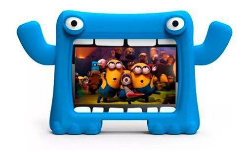 Tablet Mymo Hd Con Funda Level Up 7 Pulgadas 16 Gb Quadcore