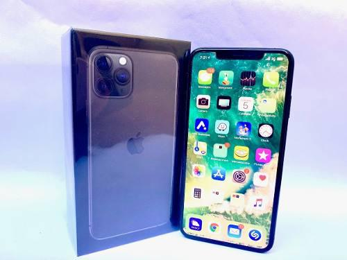 iPhone 11 Pro 64gb Negro - Space Gray En Caja Sellada