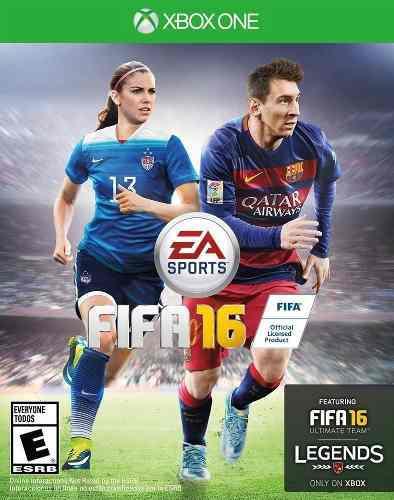 Fifa 16 Xbox One Nuevo Original Juego Fisico Sellado