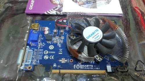 Placa De Video Radeon Hd4670