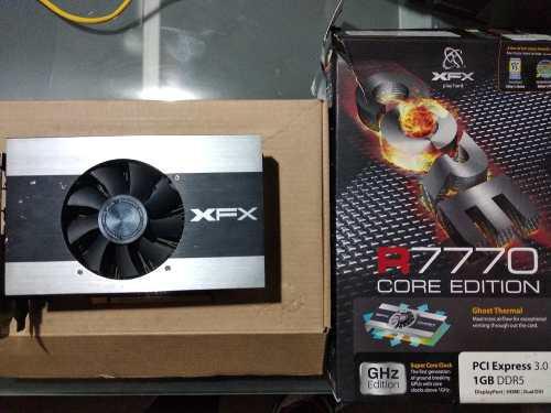 Placa De Video Xfx R7770 (leer Descripcion)