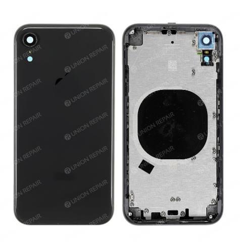 Carcasa Completa Repuesto Tapa Bateria Para iPhone Xr