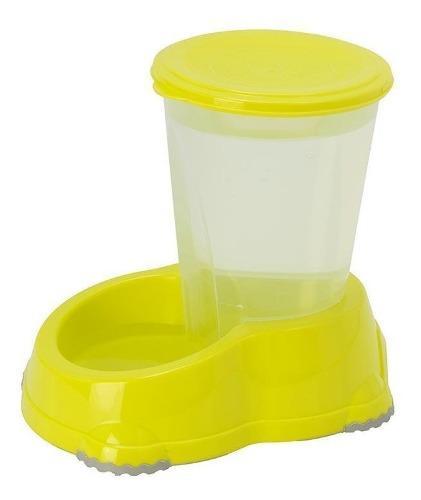 Dispenser Bebedero De Agua Mascotas 3 Litros