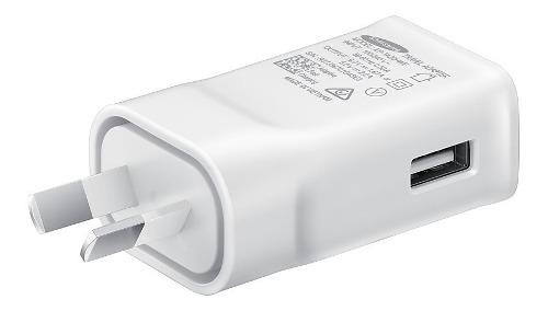 Cargador Samsung Fast Charge 2.0a + Cable Usb Tipo C A10 A30