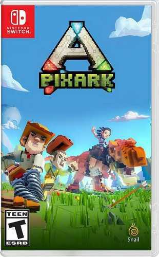 Pixark Nintendo Switch Fisico Sellado Original - Playking