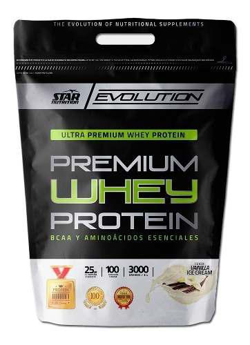 Whey Protein Star Nutrition 3 Kg Evolution
