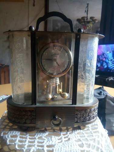 Reloj De Mesa Western Germán Y Antiguo