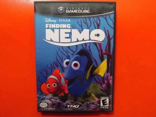 Finding Nemo Original Nintendo Gamecube Ntsc
