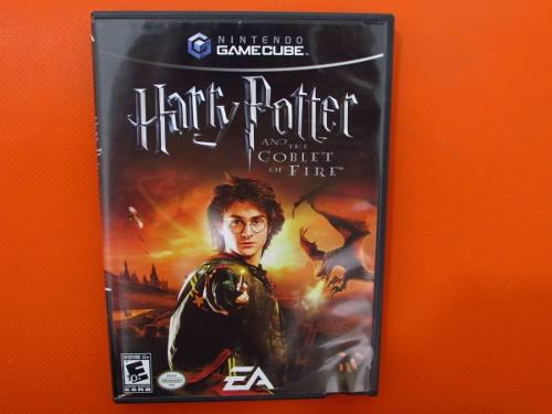 Harry Potter Goblet Of Fire Original Nintendo Gamecube Ntsc