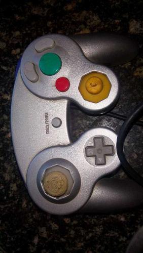 Joystick Nintendo Gamecube Original Platinium