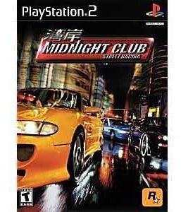 Juego Midnight Club Street Racing P S 2 Original