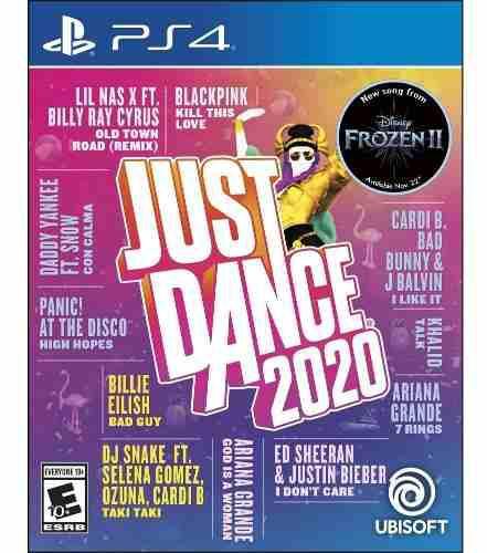 Just Dance 2020 Ps4 Físico Original Sellado