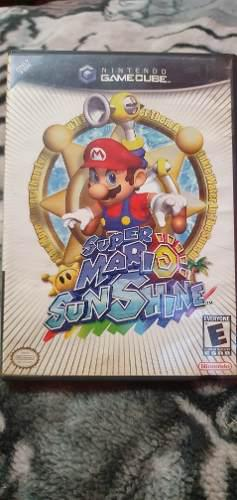 Súper Mario Sunshine Gamecube