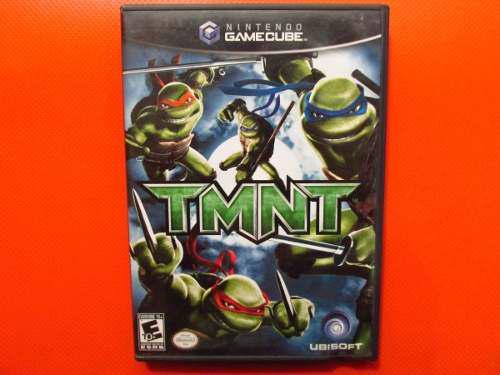 Tmnt Original Nintendo Gamecube Ntsc