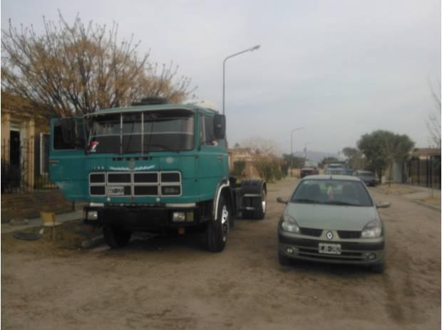 VENDO POR CAMBIO DE ACTIVIDAD FIAT 619 N1 MODELO 77