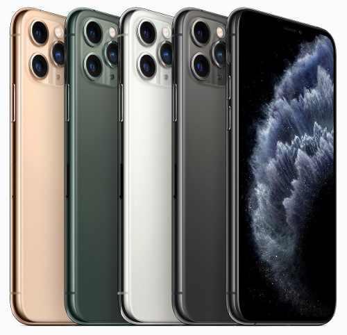 Apple iPhone Pro Max 11 64gb Liberado Ahora 18 Garantia