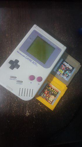 Nintendo Game Boy Original 1989