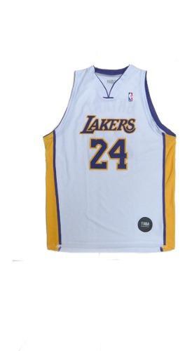 Camiseta Basquet Niños Licencia Oficial Lakers!