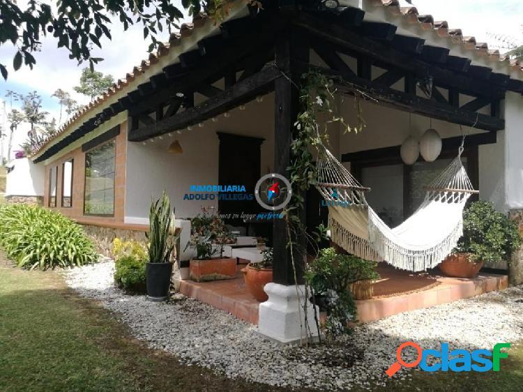 Casa Finca para venta en Rionegro 2730