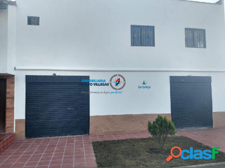 Casa + Local para venta en la Ceja 2845
