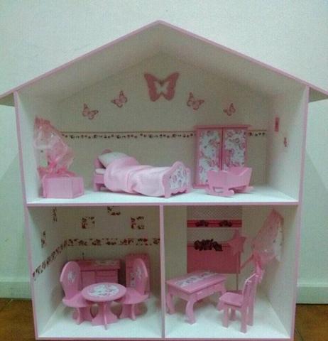 Casita de Muñecas Para Barbie en Venta