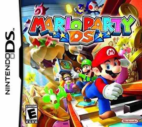 Mario Party Ds. Sólo Para Nintendo Ds Lite