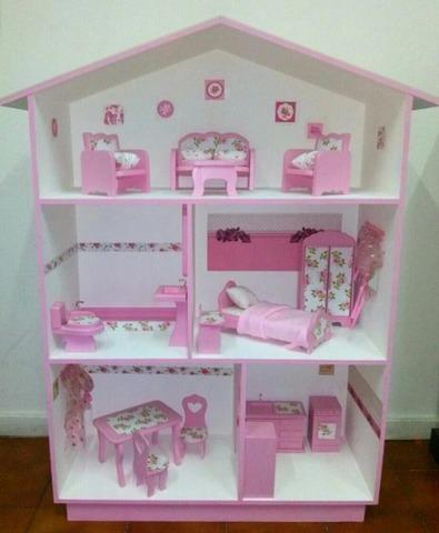 Vendo Casita De Muñecas Para Barbie