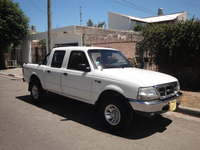Vendo ranger 4x4 2002 XLT full full