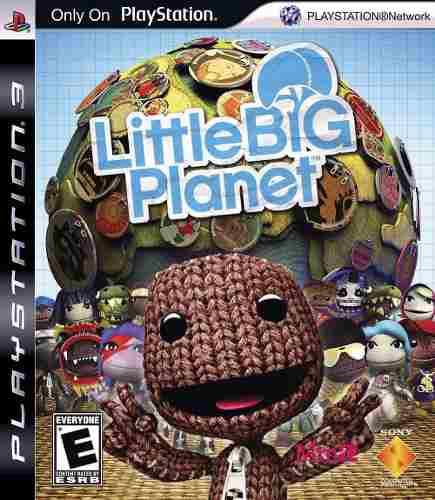 Little Big Planet Juego Fisico Español Ps3 Play Station 3