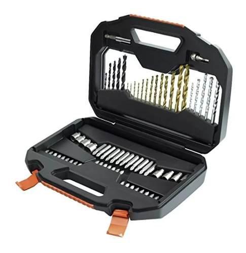 Set Accesorios Taladro70 Piezas Black + Decker A7184-xj